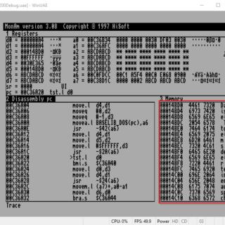 Amiga Assembler programmieren