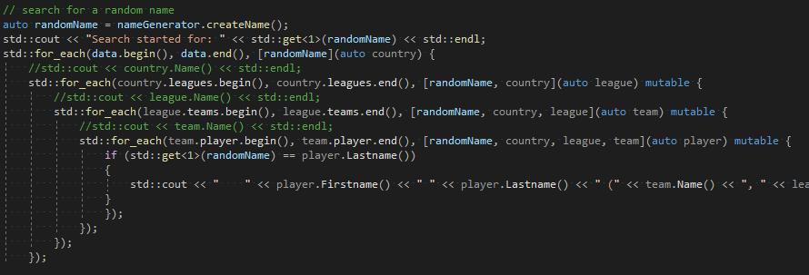 C++ Lambda