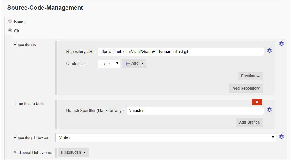 Jenkins Git Plugin