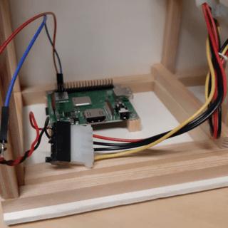 Raspberry Pi mit PC Netzteil betreiben