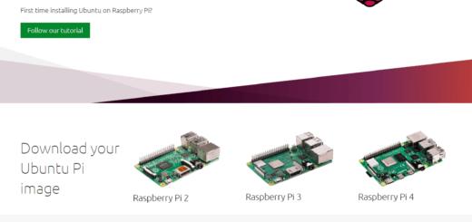 Ubuntu auf dem Raspberry Pi
