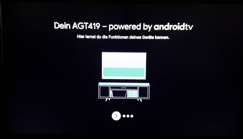 Android TV Hilfe