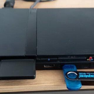 Raspberry Pi und die PlayStation 2