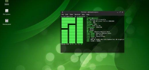 .NET Entwicklung mit Manjaro Linux